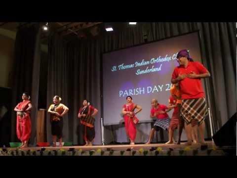 Parish Day Programme, Couple Dance