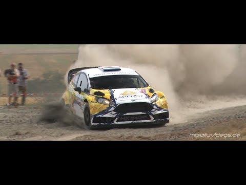 Shakedown - Rallye de Luxembourg 2018 [HD]
