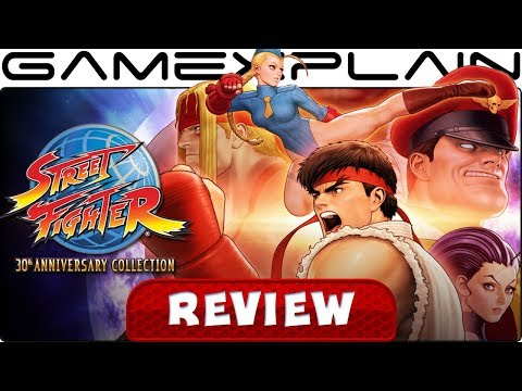 Street Fighter 30th Anniversary Collection - REVIEW (Nintendo Switch) (видео)