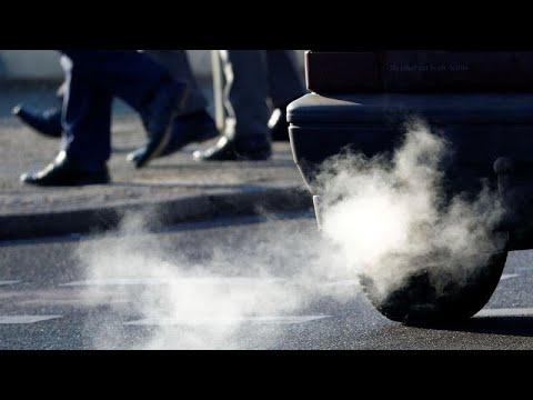 Αυξάνονται ξανά οι ρύποι παγκοσμίως