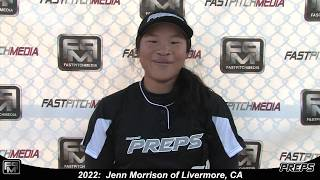 2022 Jenn Morrison Outfield Softball Skills Video - Easton Preps