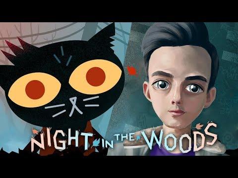 JesusAVGN в Night In The Woods [1 Серия]