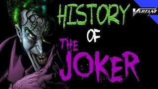 Video History Of The Joker! MP3, 3GP, MP4, WEBM, AVI, FLV Oktober 2018