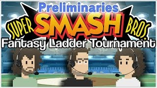 Super Smash Bros. Melee: Fantasy Ladder Tournament – Stage 1