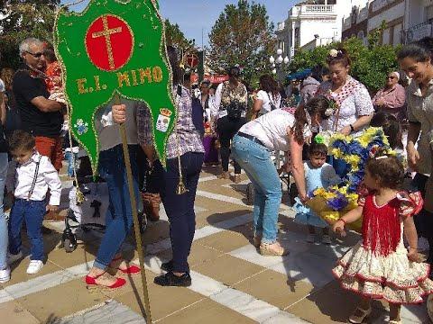 Celebración de la Cruz de Mayo de las Escuelas Infantiles de Isla Cristina 2019.