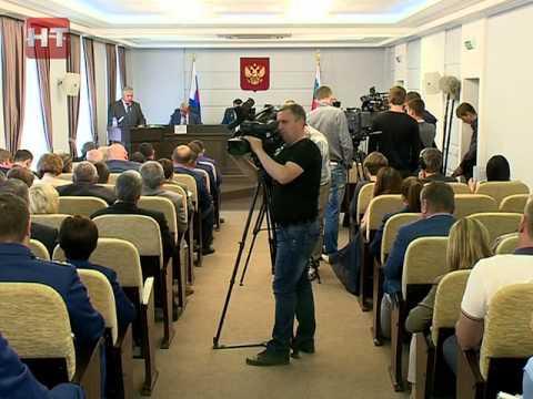В прокуратуре Новгородской области также обсудили издержки строительных работ на трассе М-11