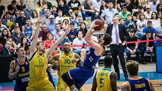 Match review VTB United league — 1/4 final: «Astana» — «Khimki» (3-rd match)