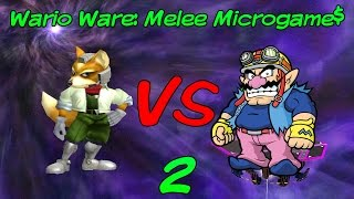 WARIO WARE: SMASH BROS EDITION – Melee Microgame$ Part 2