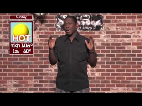 Weather with Guy Torry