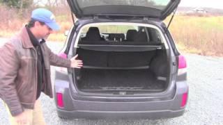 2013 Subaru Outback Test Drive&Car Review