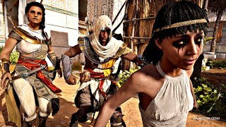 ASSASSINS CREED ORIGINS STORY MISSIONS & FREEROAM! Assassin's Creed Origins Gameplay Part 1