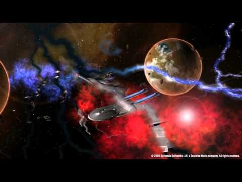 Star Trek Legacy PC 2006 Gameplay