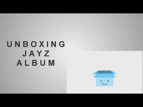 Unboxing Jay Z's Magna Carta Album