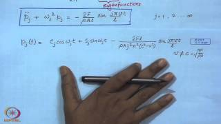 Mod-01 Lec-14 Forced Vibration Analysis - III