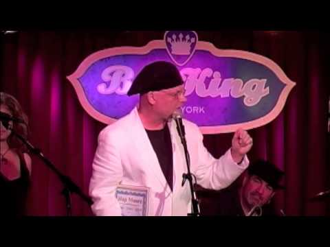 Hap Moore Blues Hall of Fame Induction BB KIngs NYC Aug 4, 2013