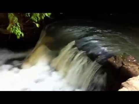 Cascata com Represa em Maratá -  Rio Grande do Sul - Ponto para Fotografia