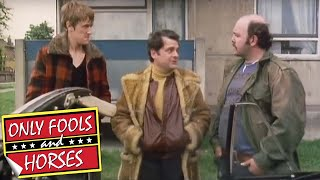 Only one previous owner: auto-trading the Only Fools and Horses way - BBC