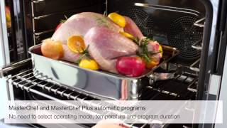 Miele Convection Ovens: MasterChef & MasterChef Plus Automatic Programs: http://www.mieleusa.com/Product/Ovens With ...