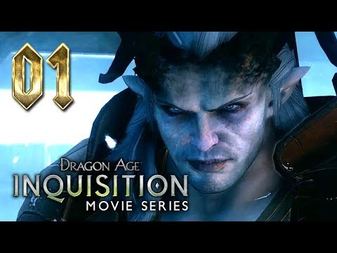 Dragon Age: Inquisition – Movie Series / All Cutscenes ★ Ep.1: The Wrath of Heaven 【Cinematic Tools】