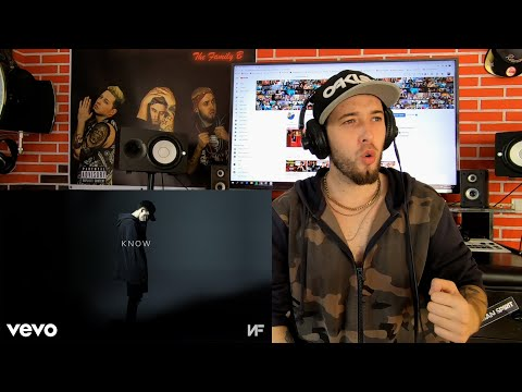 NF - Know (Perception) || Classy's Reaction