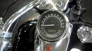 4. 2012 Honda Shadow Spirit 750 VT750C2 Walk Around Video & SALE at Honda of Chattanooga