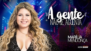 image of Marília Mendonça – A Gente Não Se Aguenta – DVD Realidade