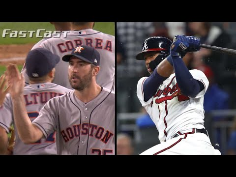 MLB.com FastCast: Astros, Braves prevail: 5/16/18
