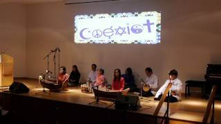 SOAS Thai Music Group At 2nd SOAS Interfaith Music Festival 2013