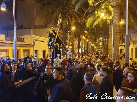 Vía+Crucis oficial del Consejo de Hermandades y Cofradías de Isla Cristina.