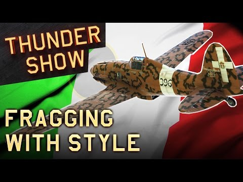 Thunder Show: Fragging with style