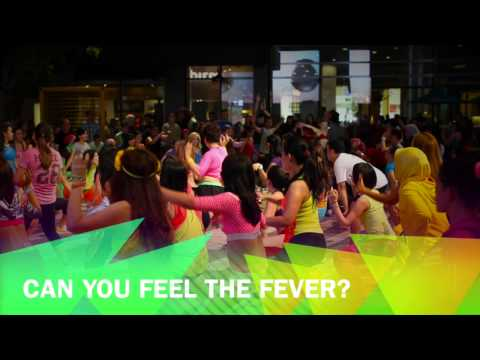 Zumba Big Party Celebrity Fitness 21 11 13