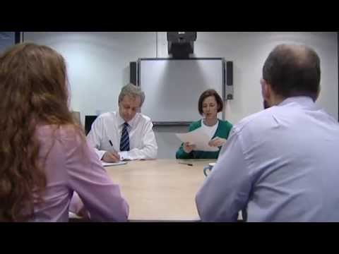 Business English B1 - B2: Participating in meetings 1