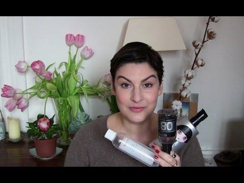 beaute Produits terminés #3 maquillage