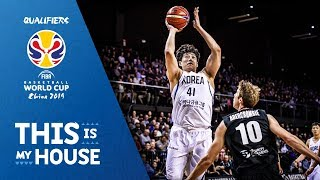 New Zealand v Korea - Highlights - FIBA Basketball World Cup 2019 Asian Qualifiers
