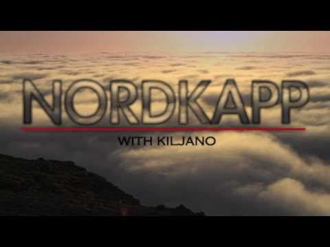 Nordkapp and the midnight sun (North Cape, Nordkap)(Time-lapse in HD)