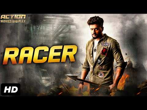 RACER - Blockbuster Hindi Dubbed Action Movie | South Indian Movies Dubbed In Hindi Full Movie