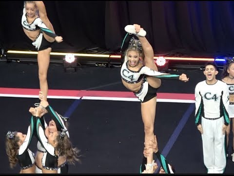 Cheer Extreme C4 Wins Summit 2019