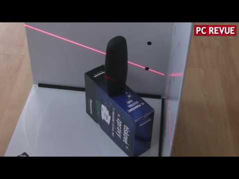 Continut colet sistem 3D David Laserscanner