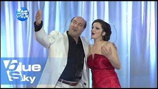 Bujar Qamili (Mjeshter I Madh)&Nikoleta Vokrri - Potpuri 2014 - Www.blueskymusic.tv -