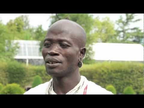 Barahdi, dalla profonda Africa turista a Varese