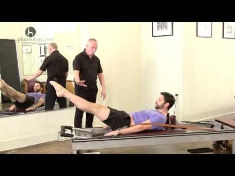 Liekens - http://www.pilatesology.com Join Bob Liekens for a speedy Intermediate Reformer that will have you working the springs rather than the springs working you. B...