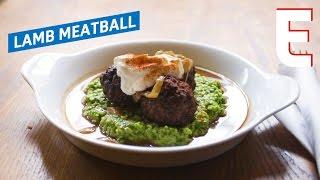 Lamb Heart and Liver Meatballs from Sunken Hundred —Snack Break by Eater