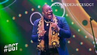 Evaristo Marte, canta y encanta con su flow | Dominicana´s Got Talent 2019