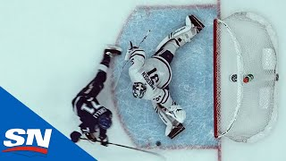 Anthony Cirelli Forces Turnover Off William Nylander To Score Speedy Short-handed Goal by Sportsnet Canada