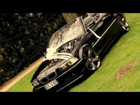 BMW E46 Cabrio mit X5 e53 19'' Felgen Styling 132