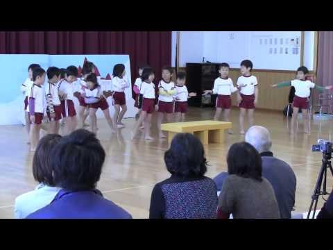 2013 社保育園発表会4歳児
