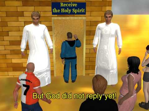 How to receive the Holy Spirit of Christ?