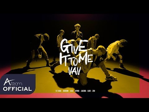VAV(브이에이브이)_Give It To Me_Performance Video