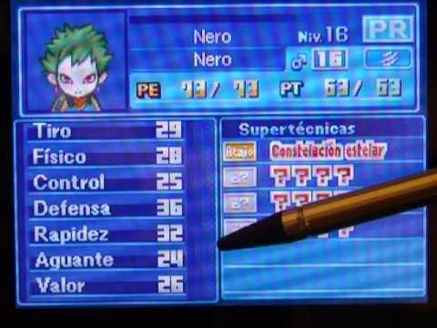 Como conseguir a Nero en Inazuma Eleven 2