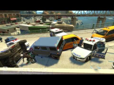 GTA IV Crashes 6
